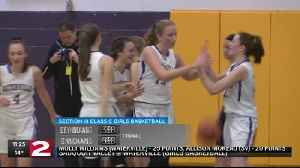 Section III basketball & volleyball [Video]