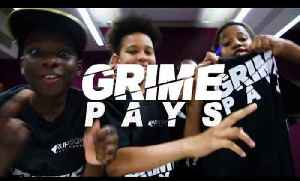 Ruff Sqwad Arts Foundation x Grime Daily launch 'Grime Pays' Project [Video]