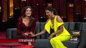 Koffee With Karan promo: Kareena Kapoor says Priyanka Chopra only cares about Hollywood celebrities now! [Video]