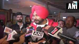 Navjot Sidhu defends comment on Pulwama attack, reminds BJP of Kandahar [Video]