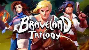 Braveland Trilogy - Nintendo Switch Official Release Trailer [Video]