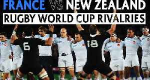 New Zealand v France | Rugby World Cup Rivalries [Video]