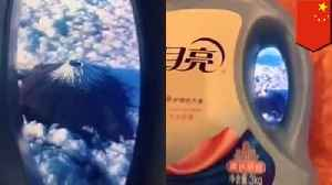 China's latest viral trend is pretending to fly [Video]