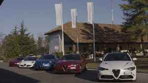 Alfa Romeo World Test [Video]