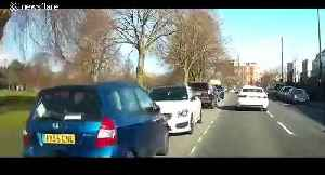 Shocking hit and run caught on camera in Bristol [Video]