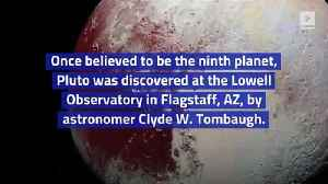This Day in History: Pluto Is Discovered [Video]