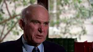 Vince Cable: Resignations of Labour MPs were 'courageous' [Video]