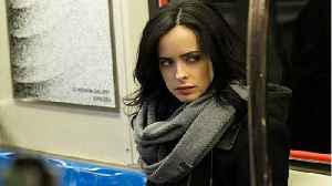 Netflix Cancels Jessica Jones And The Punisher [Video]