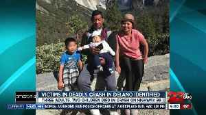 Parents and two young children among five killed in Highway 99 crash [Video]