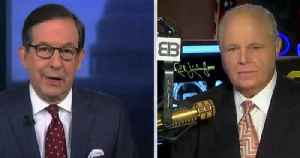 News video: Rush Limbaugh schools Chris Wallace: Deep State tried to stage 'a silent coup'
