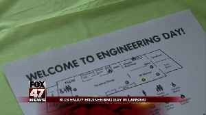 Local kids enjoy Engineering Day [Video]