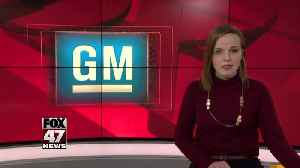 General Motors to hold press conference Monday afternoon [Video]