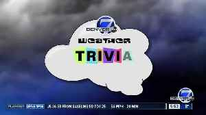 Weather trivia on Feb. 18: What year brought the most snow in one season? [Video]