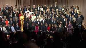 More women than ever nominated for Oscars, but parity still far off [Video]