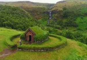 This Replica Viking Home in Iceland Should Be on Everyone's Must-Visit List [Video]