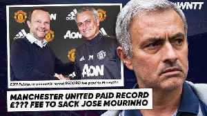 WE FOUND OUT THE INSANE AMOUNT IT COST MAN UNITED TO SACK MOURINHO! | #WNTT [Video]