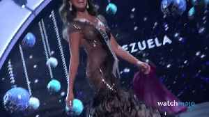 Top 10 EPIC Miss Universe Fails [Video]