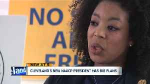Cleveland NAACP's newest president will work to address economic inequality [Video]
