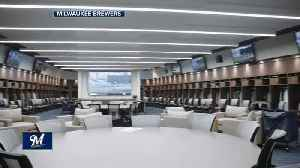 Brewers kickoff Spring Training with brand new practice complex [Video]