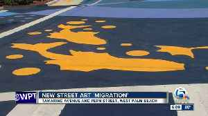 New street art 'migration' happening in West Palm Beach [Video]