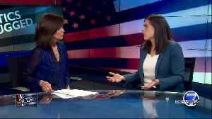 Colorado's new Secretary of State talks about her first few weeks in public office [Video]