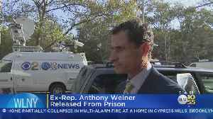 Weiner Out Of Prison [Video]