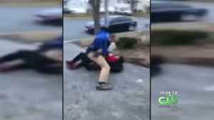 Video Shows Police Punching Teen During Arrest [Video]