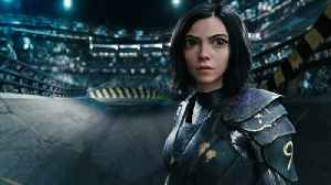 'Alita' Doesn't Flop But Isn't Quite Successful Either [Video]