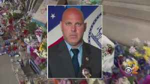 Emotional Sunday For The NYPD [Video]