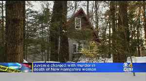 Juvenile Charged In Murder Of New Hampshire Woman [Video]