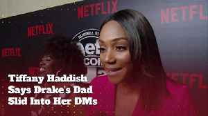Tiffany Haddish Doesn't Want To Be Drake's Step Momma [Video]