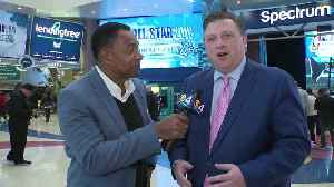 Jim Berry and Tim Reynolds Recap Dwyane Wade's All Star Weekend-Part 1 [Video]