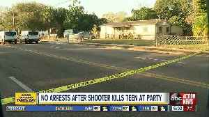 Police: 18-year-old woman shot, killed in Tampa during party [Video]