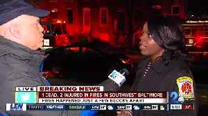 One dead, two injured in early morning Southwest Baltimore fire [Video]