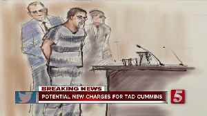 Tad Cummins: Former teacher could face state charges in kidnapping case [Video]