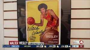 Black History Month: Walter Wesley from Dunbar [Video]