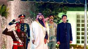 News video: Did Saudi crown prince deserve Pakistan's highest civilian honour?