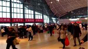 China bans millions with low 'social credit' from rail, air travel [Video]