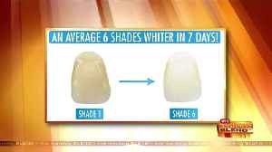 A Simple Solution for a Whiter Smile [Video]
