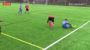 Sunday League Crunching Tackles [Video]
