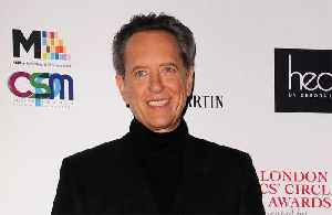 Richard E. Grant was told he looked 'too weird' to be an actor [Video]