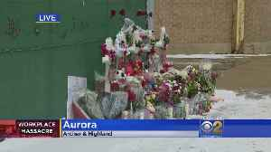 Aurora Plant Opens Doors To Mourners After Deadly Workplace Shooting [Video]