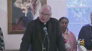 Cardinal Dolan Stresses Catholic Support For Expecting Mothers [Video]