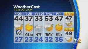 New York Weather: 2/18 Afternoon Forecast [Video]