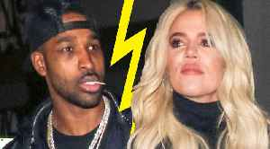 Khloe Kardashian & Tristan Thompson Officially BREAKUP After Latest Cheating Scandal! [Video]