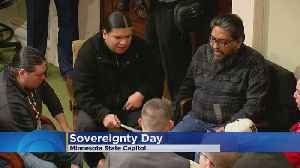 Sovereignty Day: Tribal Leaders Visit State Capitol, Raise Awareness Of Native Issues [Video]