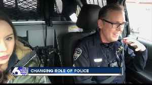 Policing with patience; how the role of a Boise police officer is drastically changing [Video]