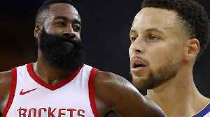 Steph Curry REVEALS Private James Harden Convo That He No Longer Wants To Play Houston Style Bball! [Video]