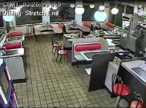 Bedford Police Searching For Pair Who Robbed Waffle House Restaurant [Video]