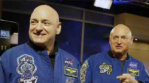 NASA Twin Study Finds That Some Genes Change In Space [Video]